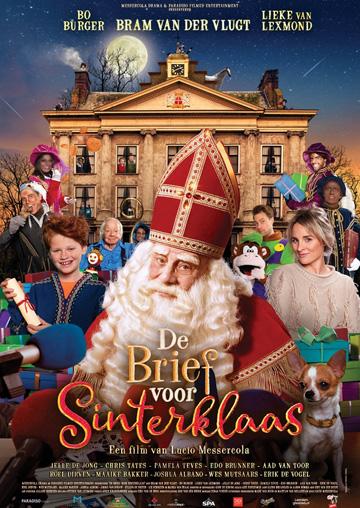 De Brief voor Sinterklaas bioscoopfilm