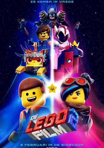 De Lego Film 2 bioscoop film.