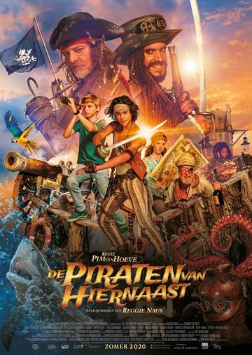 Bioscoopfilm De Piraten van Hiernaast