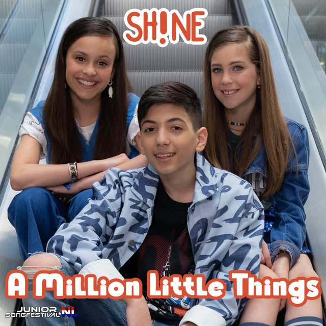 A Million Little Things hitsingle van Sh!ne