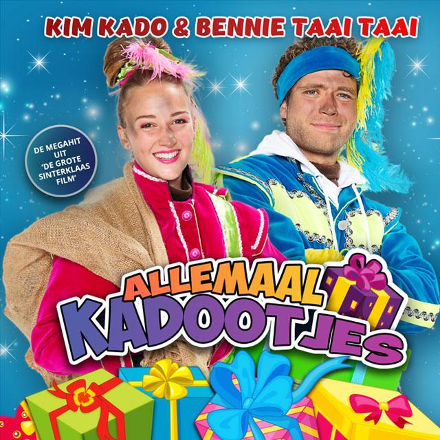 Hitsingle Allemaal Kadootjes  van Kim Kado & Bennie Taai Taai