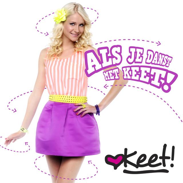 Hitsingle Als Je Danst Met KEET!  van Keet!