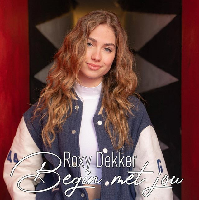 Hitsingle Begin met jou  van Roxy Dekker