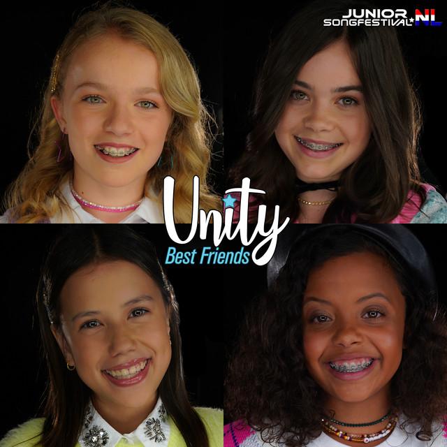 Hitsingle Best Friends  van Unity
