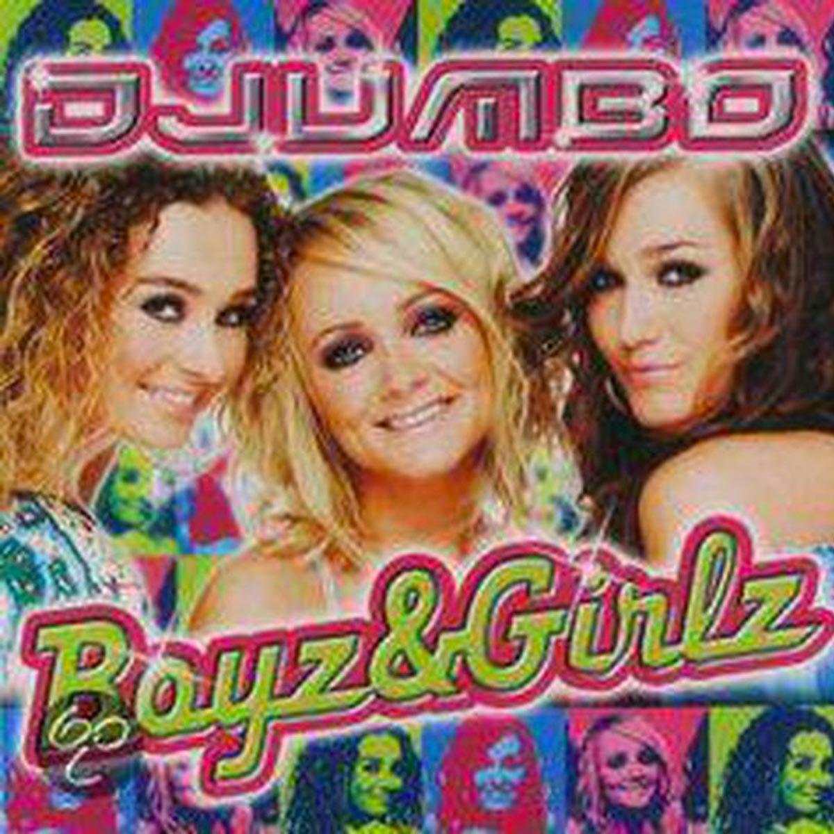 Hitsingle Boyz & Girlz  van Djumbo