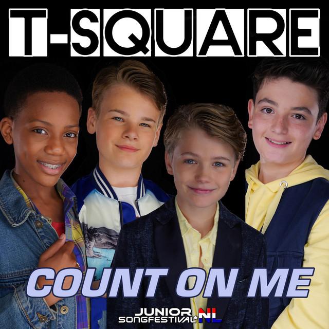 Hitsingle Count on Me  van T-Square