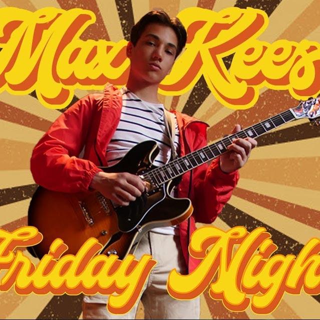 Hitsingle Friday Night  van Max Kees