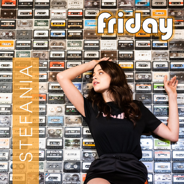 Hitsingle Friday  van Stefania