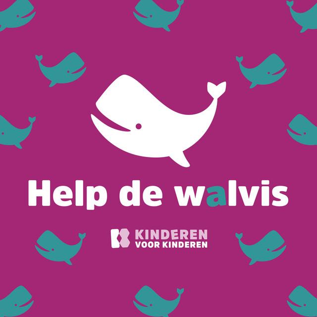 Hitsingle Help de walvis  van Kinderen voor Kinderen