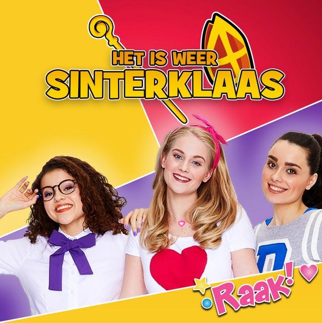 Hitsingle Het is weer Sinterklaas  van Raak!