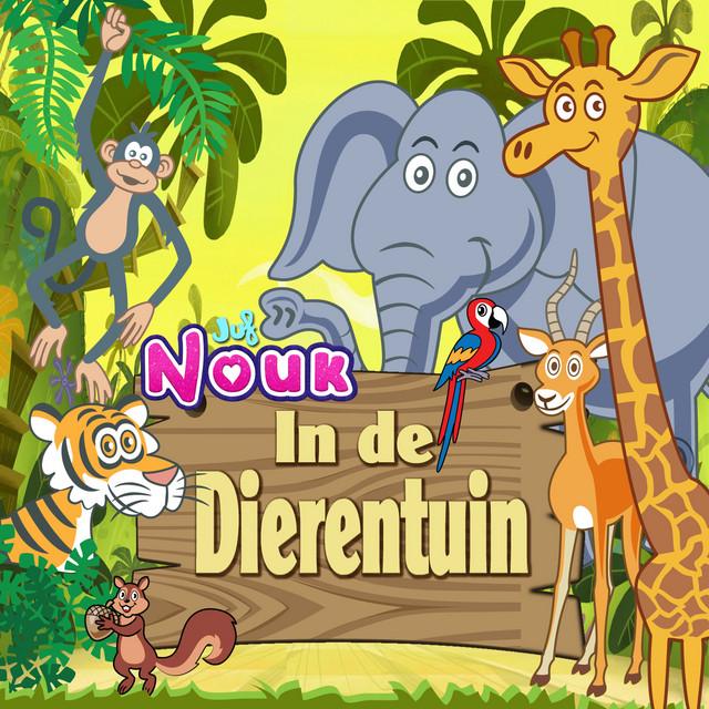 Hitsingle In de dierentuin  van Juf Nouk