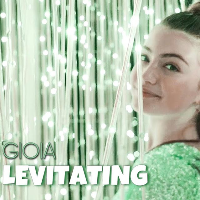 Levitating hitsingle van Gioia Parijs