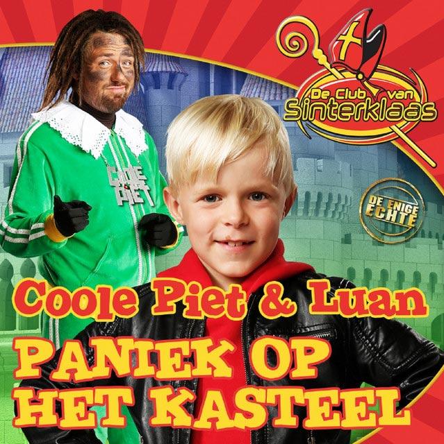 Hitsingle Paniek op het Kasteel  van Coole Piet & Luan Bellinga