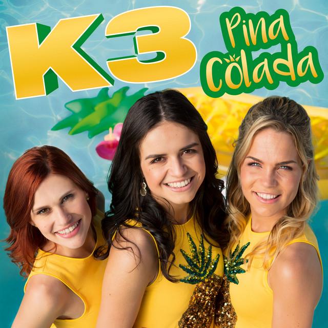 Hitsingle Pina Colada  van K3