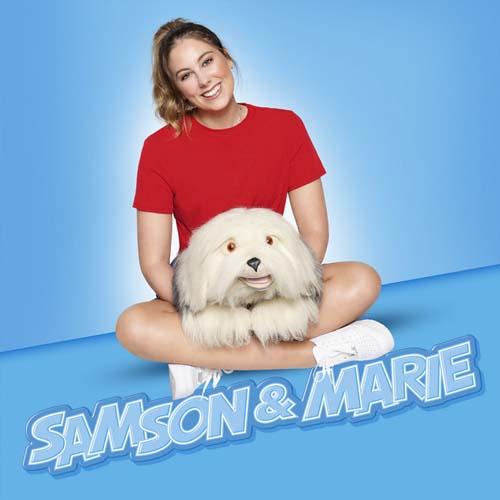 Hitsingle Samson & Marie  van Samson & Marie