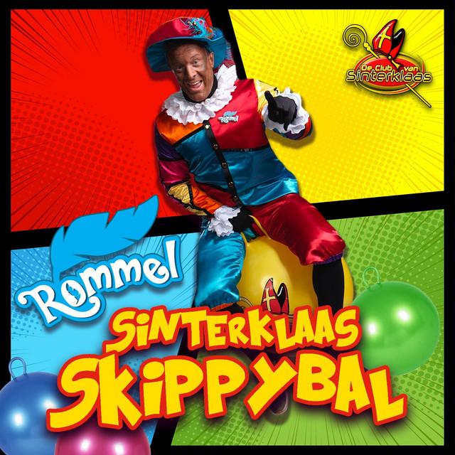 Hitsingle Sinterklaas Skippybal  van Rommelpiet