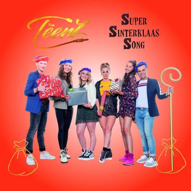 Hitsingle Super Sinterklaas Song The TeenZ van The TeenZ