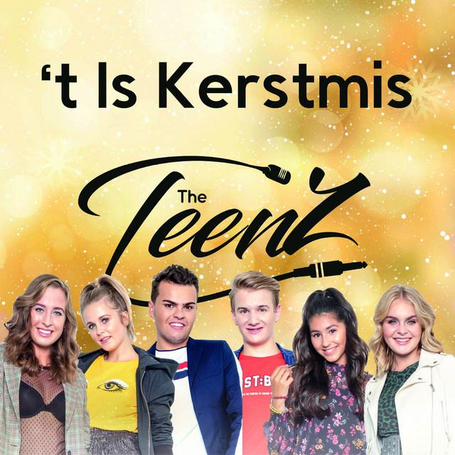 Hitsingle 't Is Kerstmis The TeenZ van The TeenZ