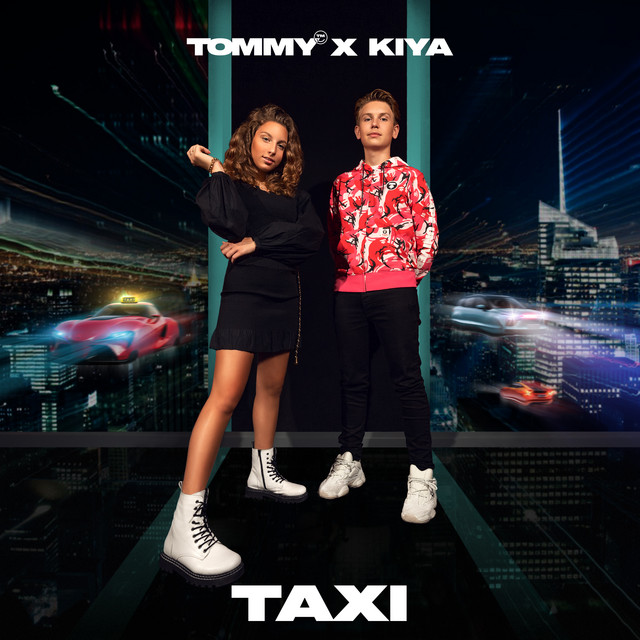 Hitsingle Taxi  van TOMMY & Kiya van Rossum