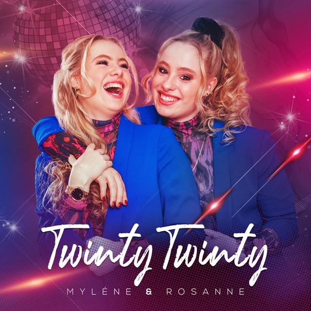 Hitsingle Twinty Twinty  van Mylène & Rosanne