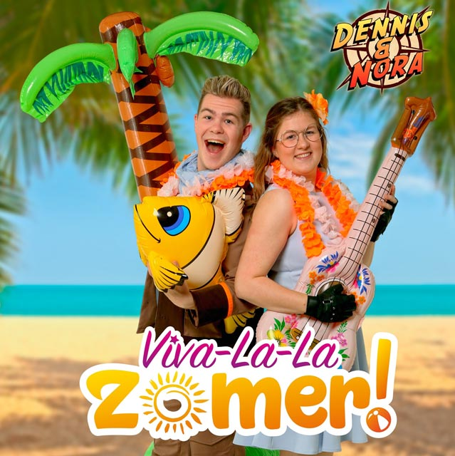 Hitsingle Viva-La-La Zomer!  van Dennis & Nora